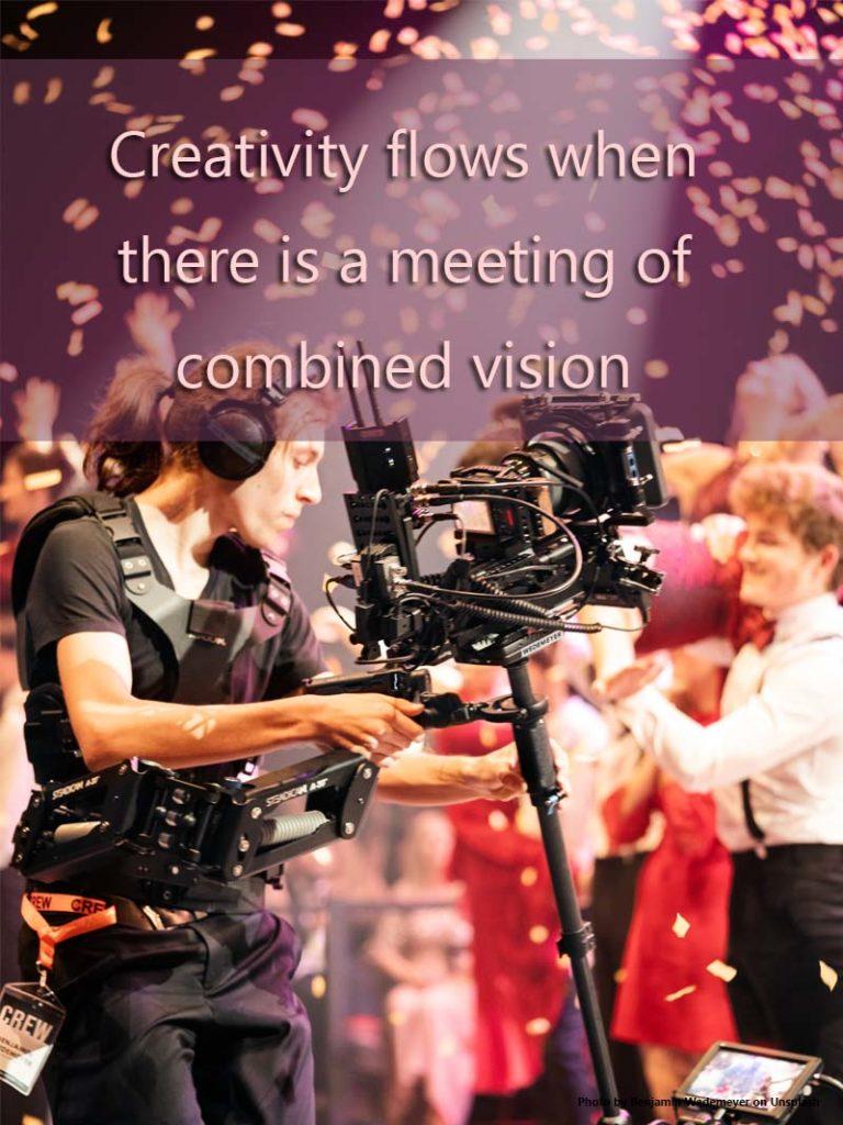Creativity Flows Image